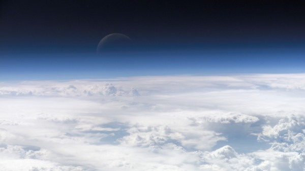 Ученые раскрыли тайну происхождения атмосферных частиц