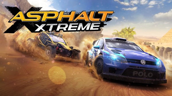 Бета-версия Asphalt Extreme вышла на Windows Phone