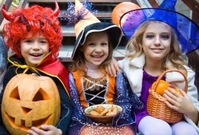 Учёные: Празднование Хэллоуина влечет за собой ожирение среди детей