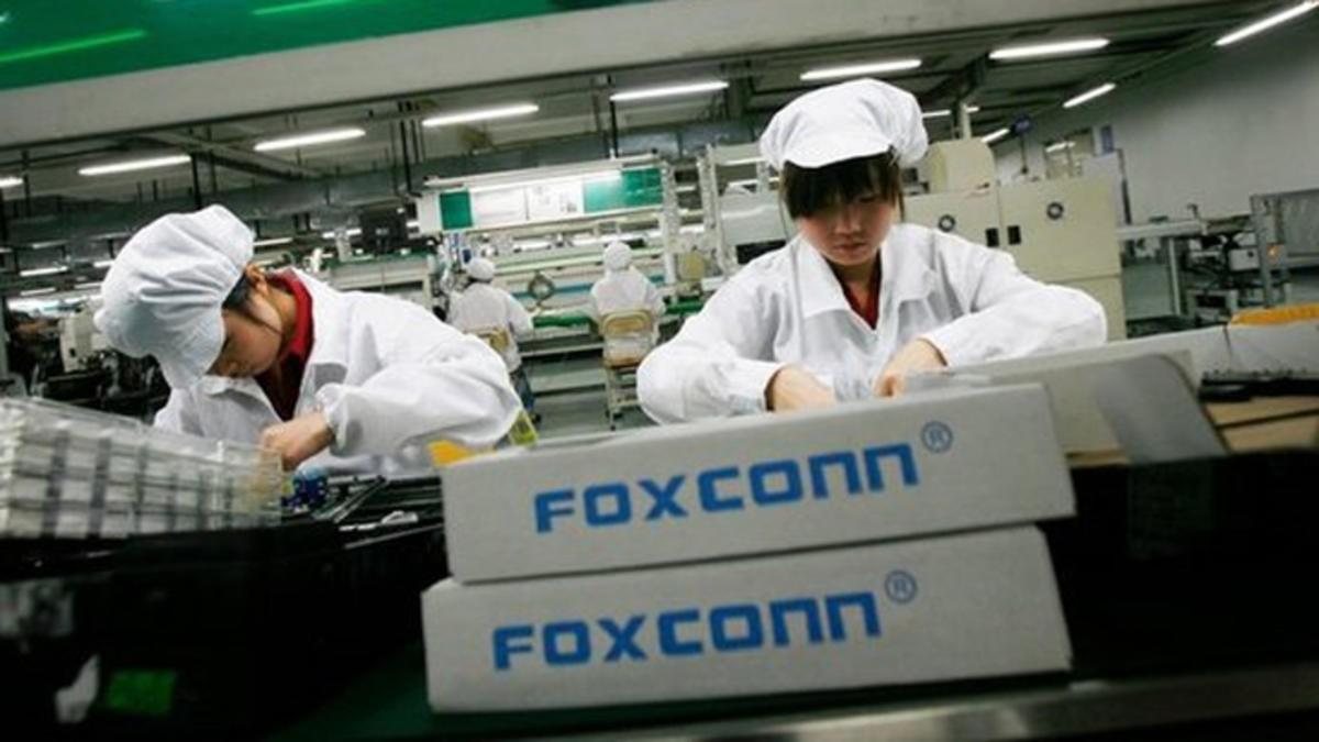 Foxconn тестирует беспроводные зарядки для iPhone 8