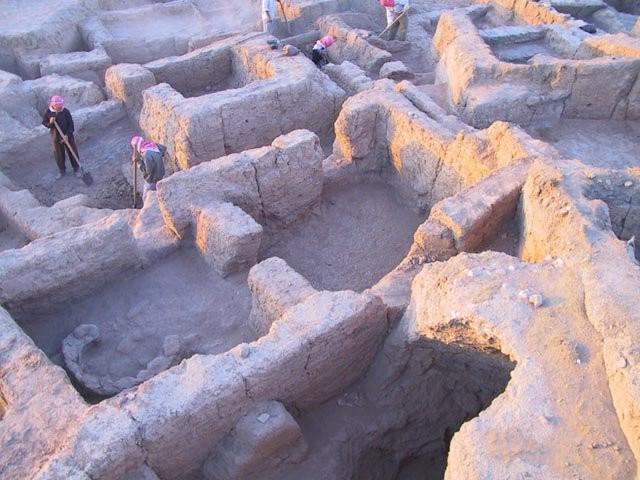 Русские археологи выпустили книгу одревнейшем сирийском поселении