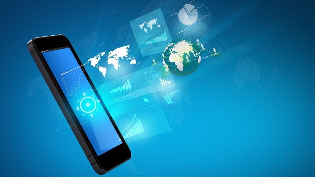 Доля мобильных пользователей Рунета составляет поменьшей мере 25%
