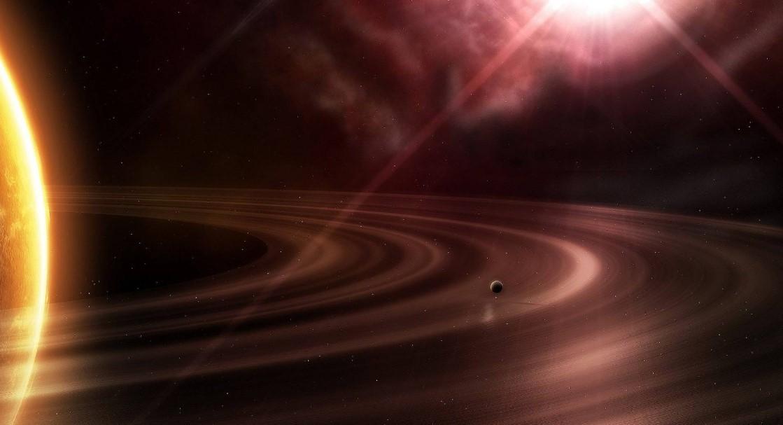 Раскрыта тайна формирования колец вокруг планет-гигантов