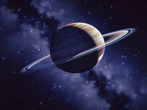 Ученые раскрыли тайну образования колец Сатурна