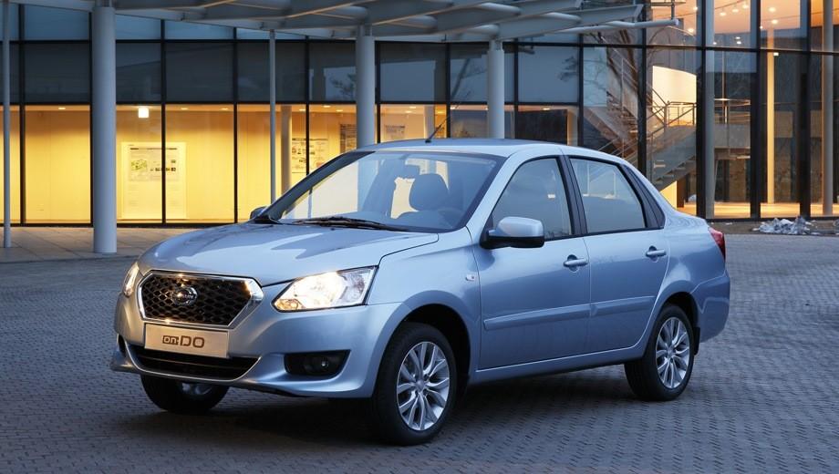 Седаны Datsun on-DO сАКП выходят на русский рынок