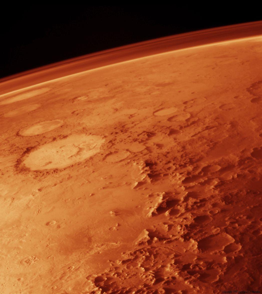 Новый инструмент несомненно поможет проводить поиски следов жизни наМарсе