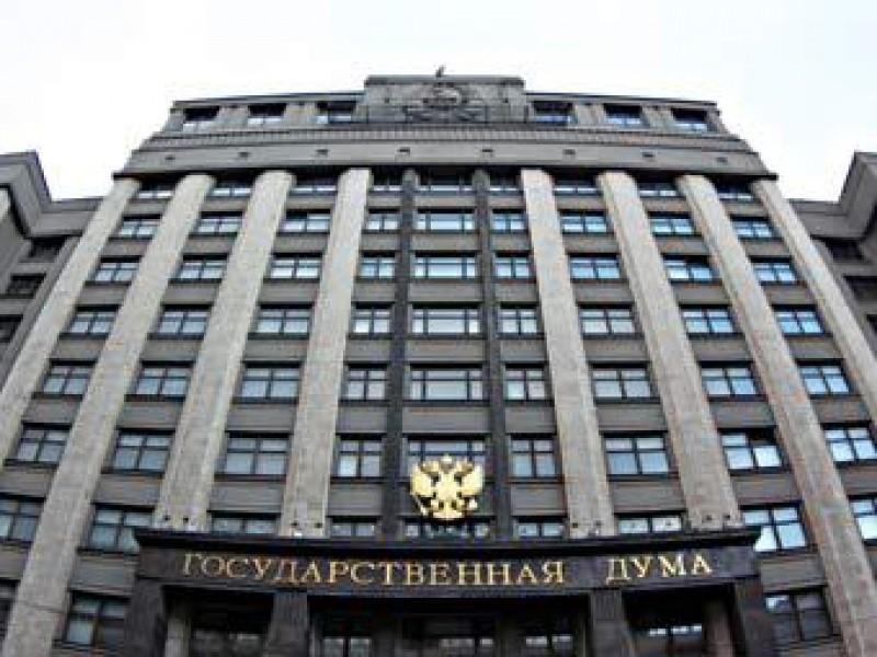 Из-за возросшей явки депутатов в государственной думе были перегружены лифты