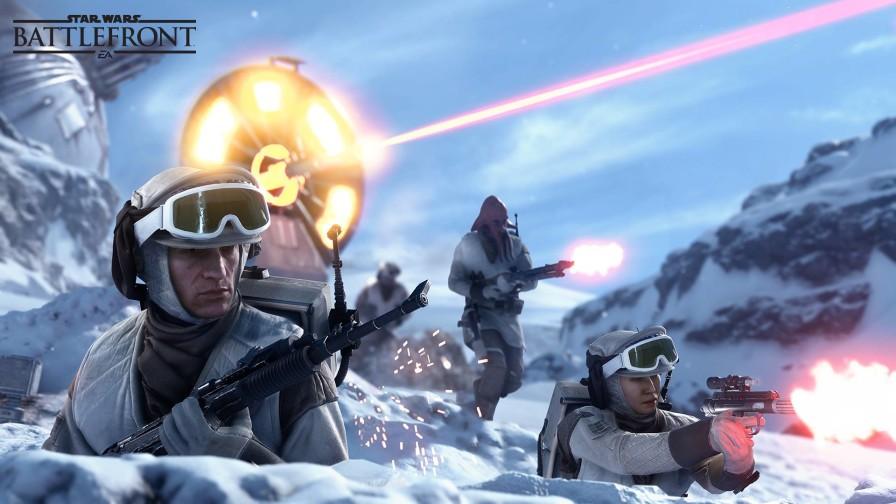 Объявлена дата выхода 2-ой части игры Star Wars: Battlefront
