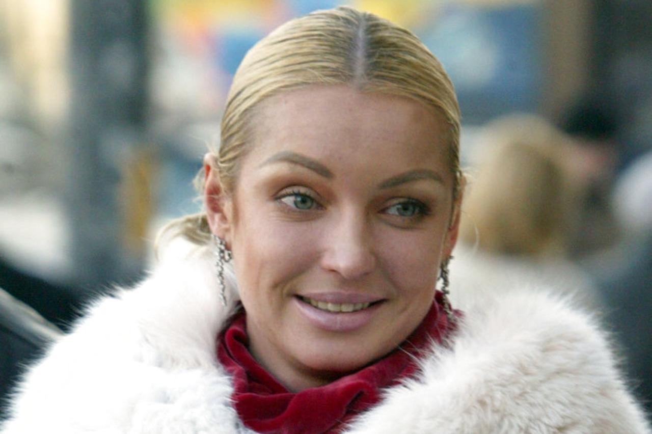 Анастасия Волочкова написала объявление вполицию насутенера