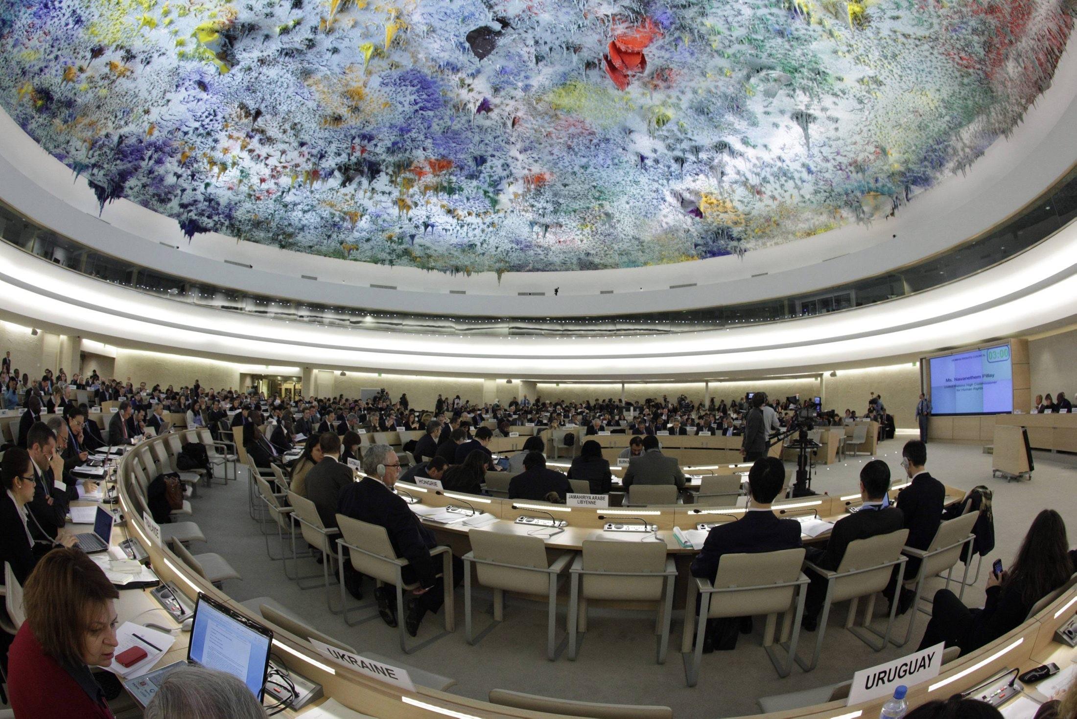 ВКомиссию интернационального права ООН избран уполномоченный Российской Федерации