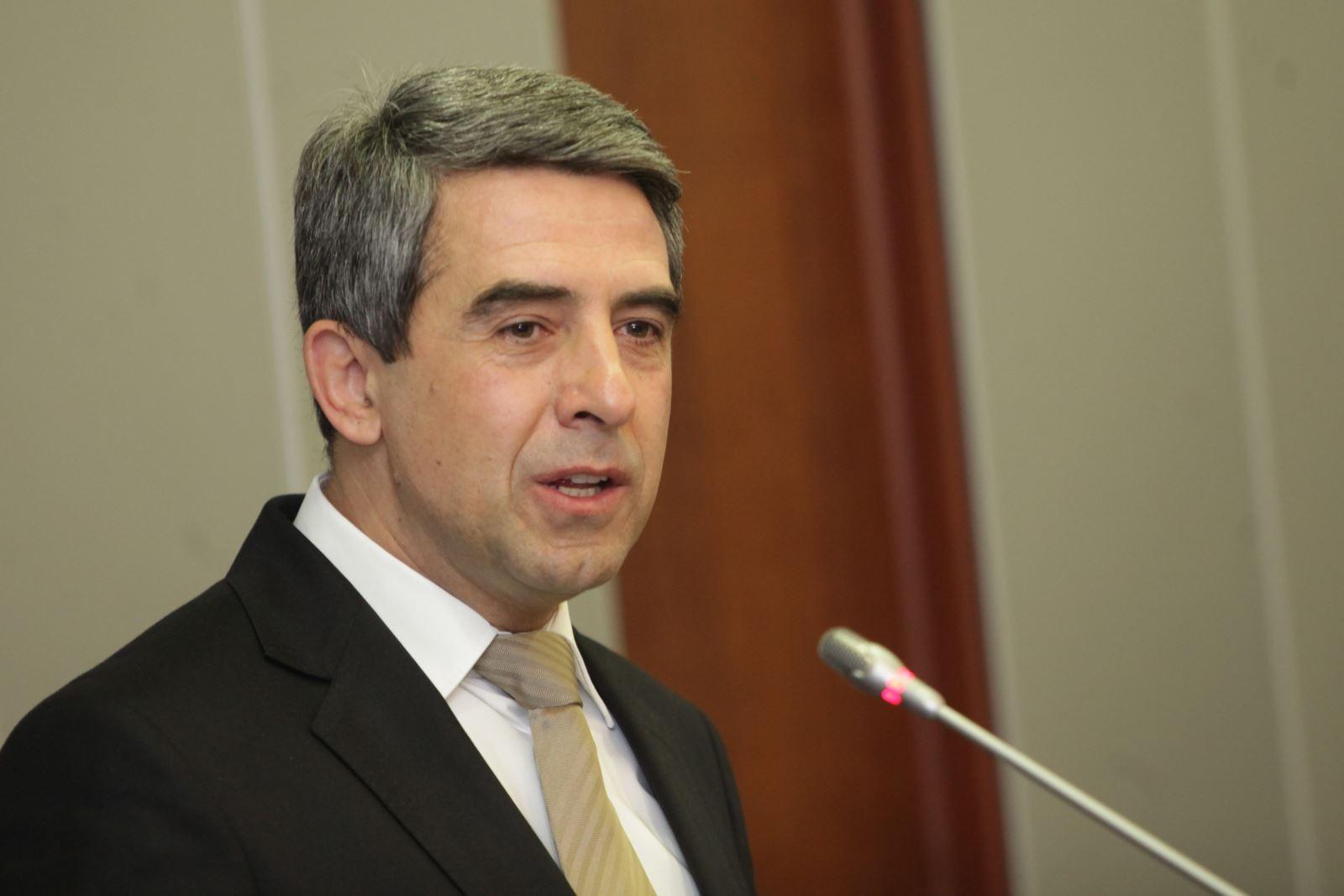 Президент Болгарии обвинил Российскую Федерацию впопытках расколоть Европу