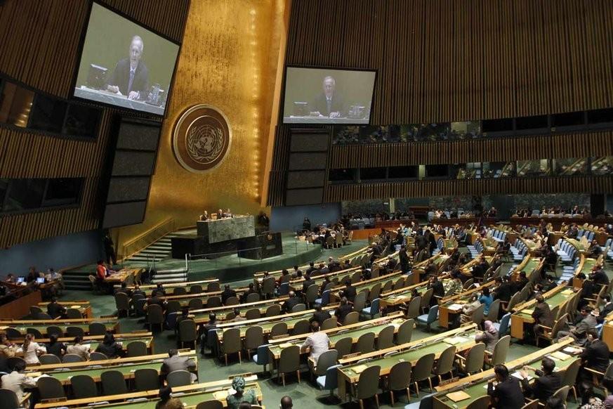 Уполномоченный РФполучил место вКомиссии интернационального права ООН