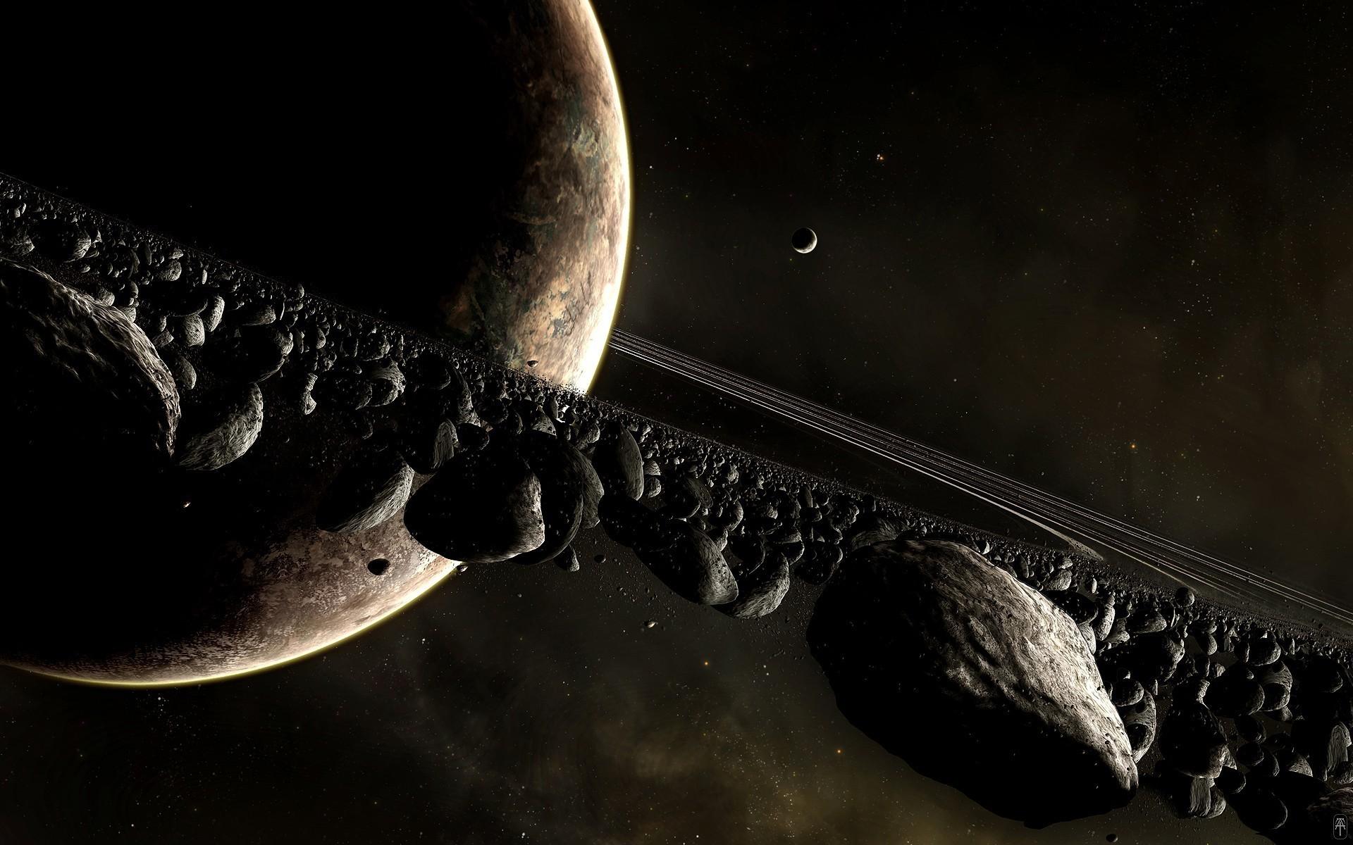 Ученые выдвинули новое предположение овозрасте колец Сатурна