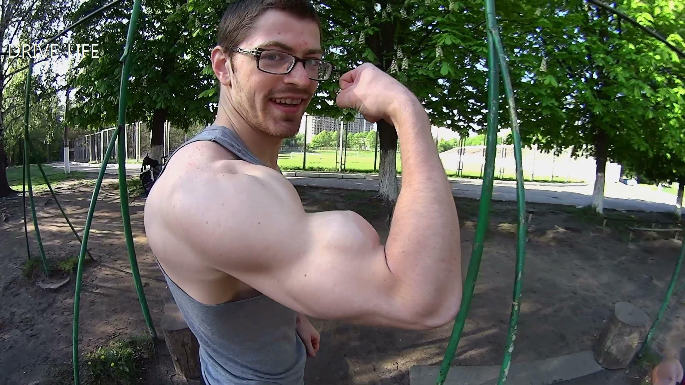 Ученые установили, как связаны сила мужчины ивид его мускулатуры