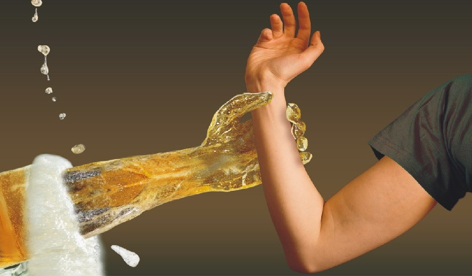 Ученые назвали одну из основных обстоятельств алкогольной зависимости