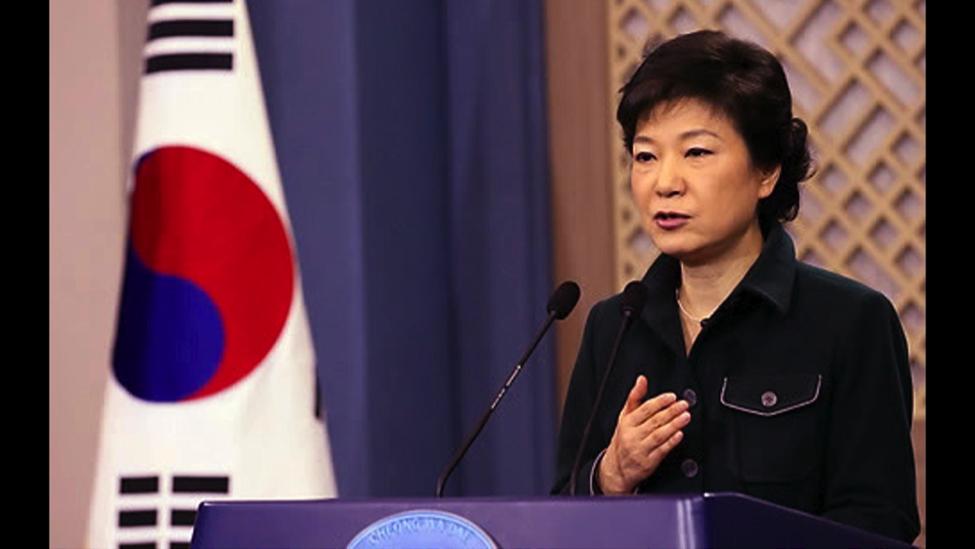 Президент Южной Кореи извинилась перед народом