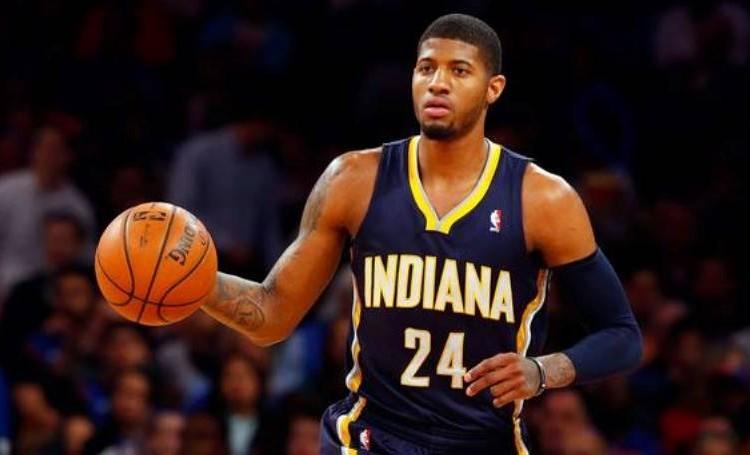 НБА оштрафовала форварда «Индианы» Джорджа заудар мячом влицо служащей клуба