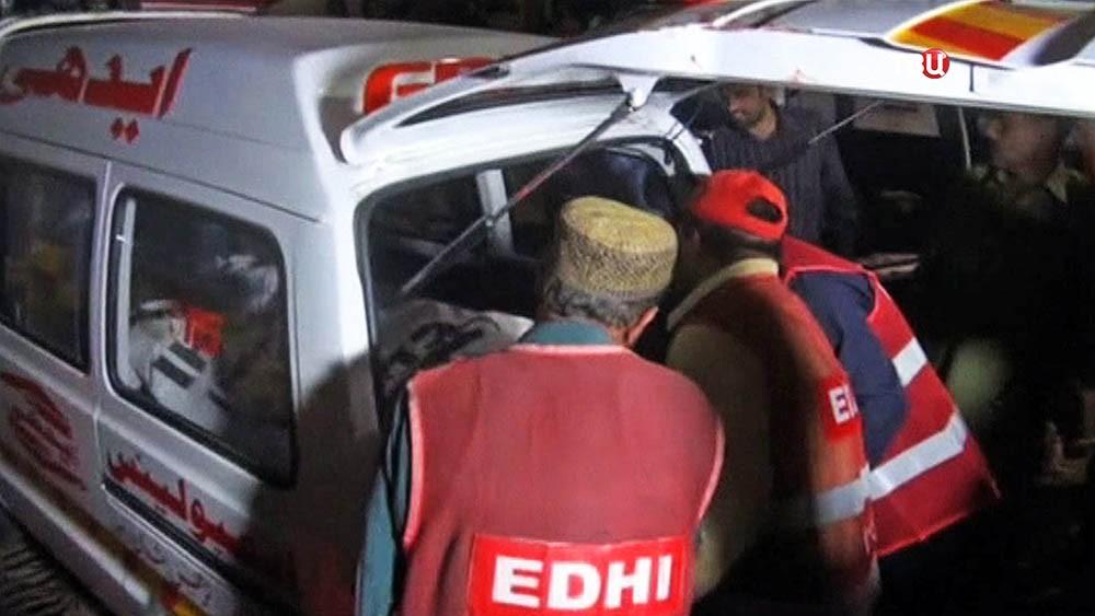 Два взрыва вИраке забрали жизни 17 человек