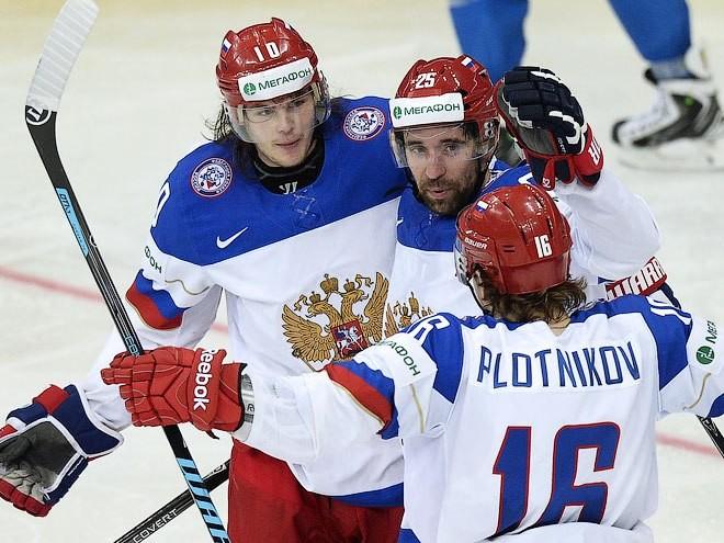 Русская сборная похоккею одержала победу наКубке Карьяла