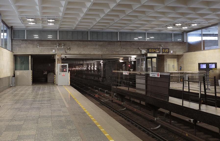 Ремонт платформы настанции метро «Девяткино» обойдётся в158 млн руб.