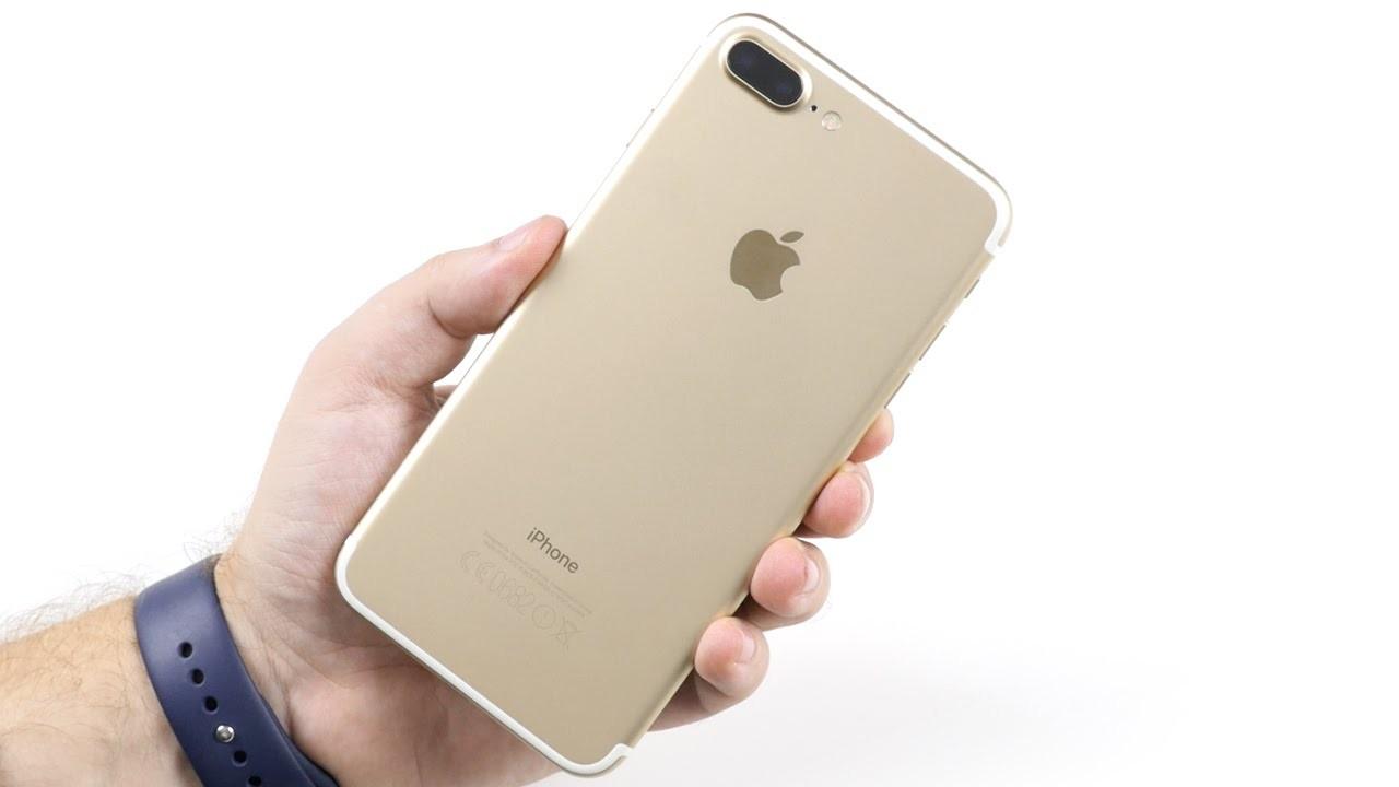 IPhone 7 Plus как ипрежде остается самым мощным телефоном вмире