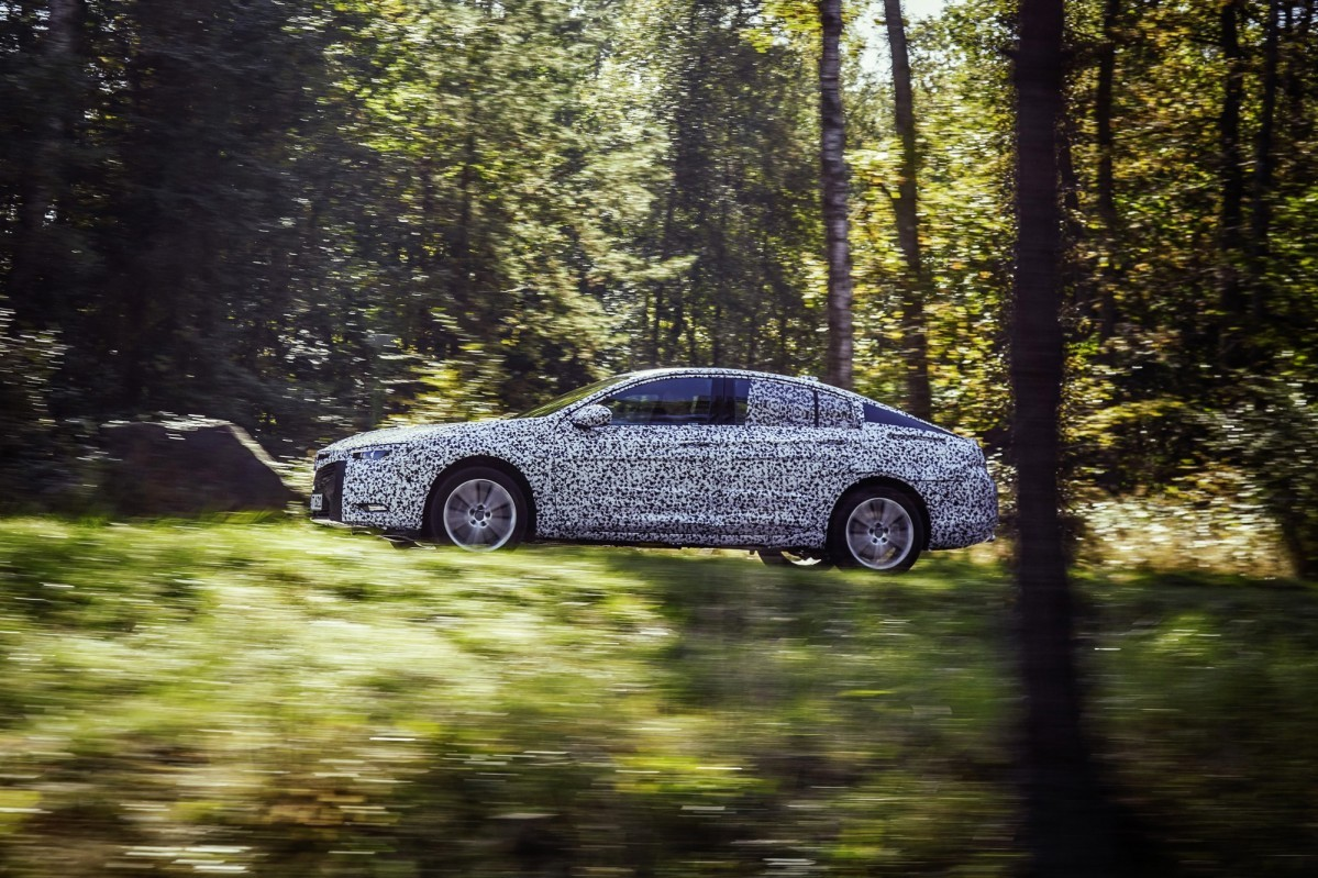 Vauxhall Insignia Grand Sport станет лучшей в линейке марки