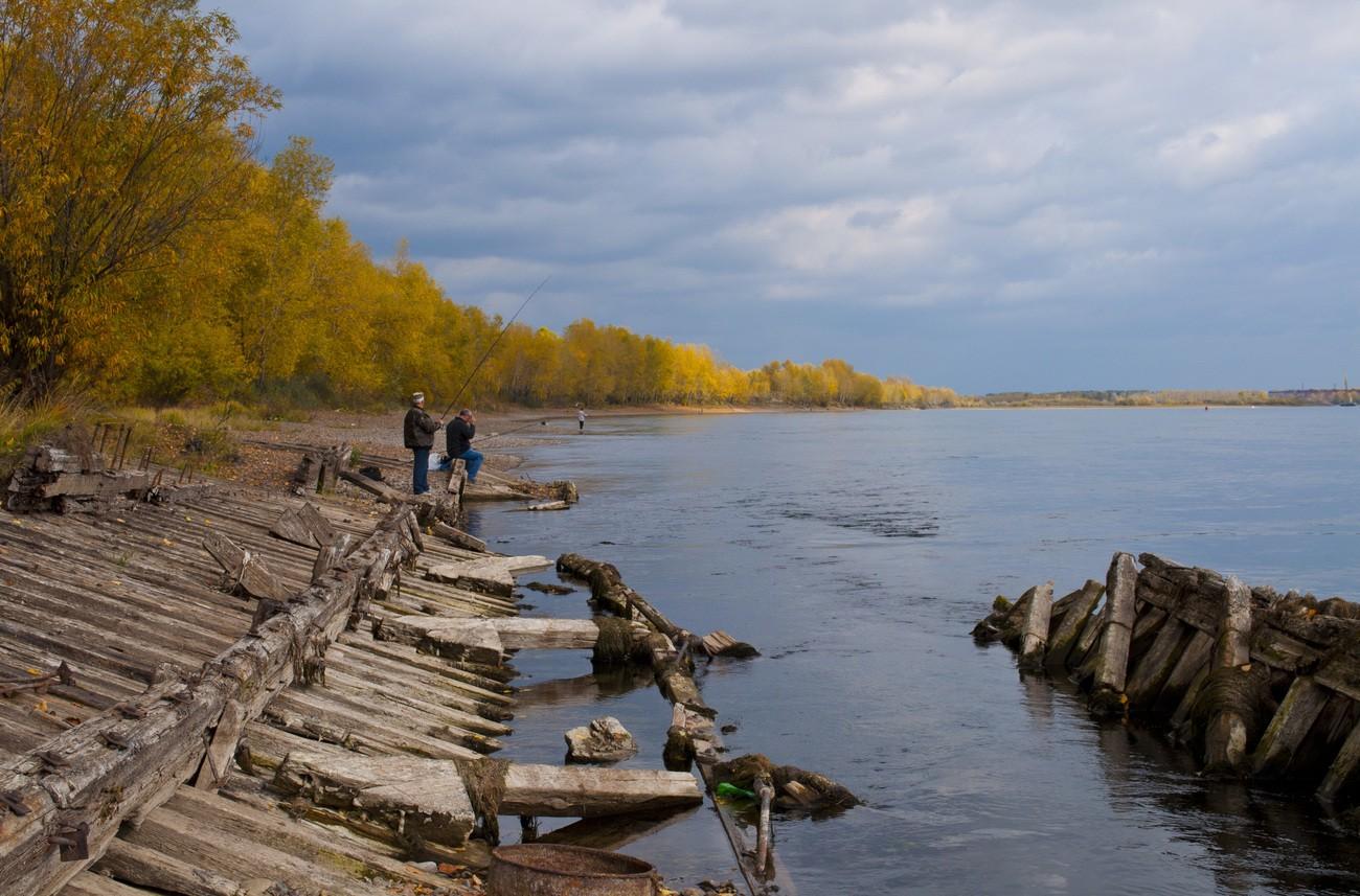 Насевере Красноярского края загадочно пропали два рыбака: возбуждено уголовное дело