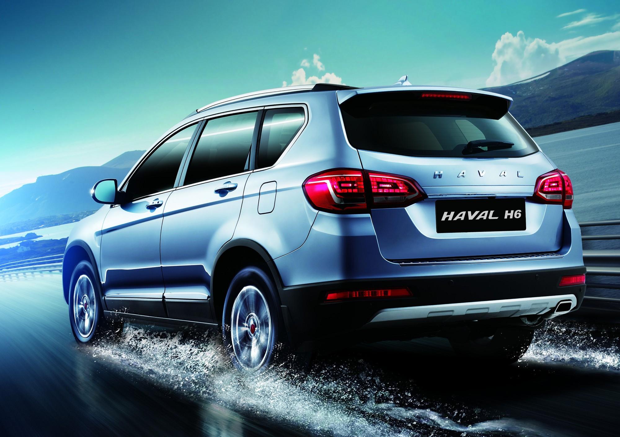 Haval H6 вшаге отлидерства попродажам накрупнейшем рынке автомобилей мира