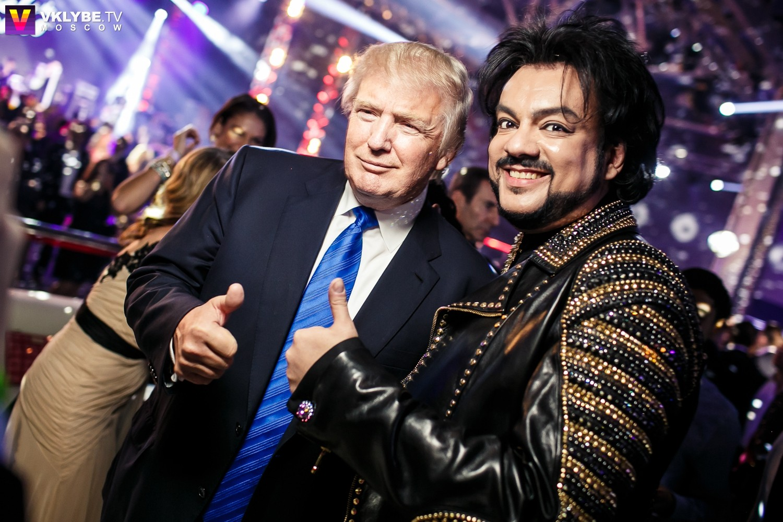 Филипп Киркоров прокомментировал победу Дональда Трампа на выборах
