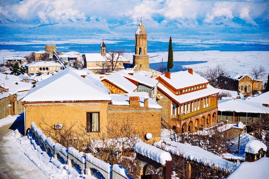 Ростуризм предупредил орисках туристических поездок вГрузию