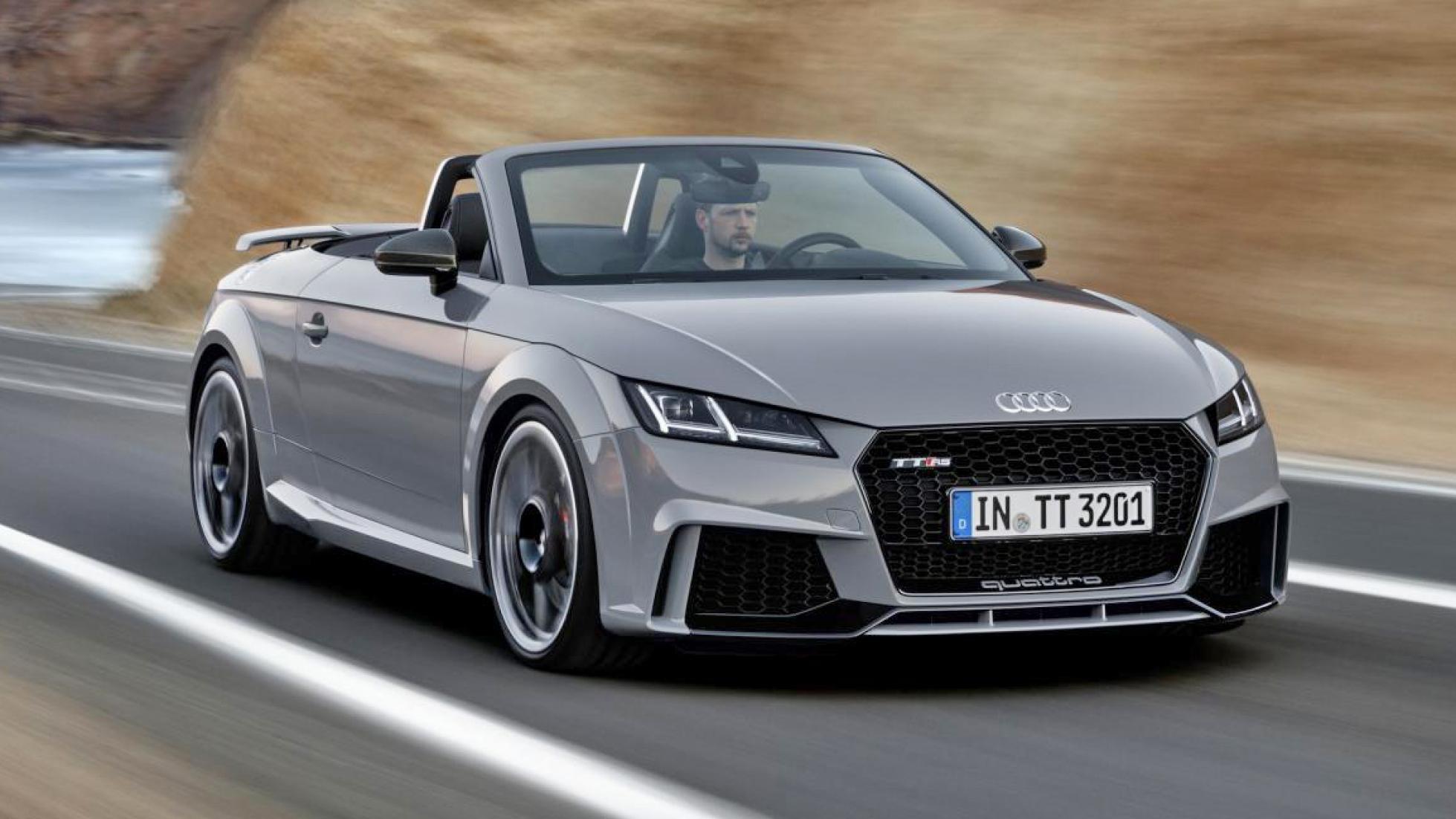 К 2018 году Audi Sport расширит модельную линейку RS
