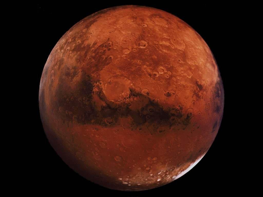 Ученые посоветовали посылать наМарс космический сор