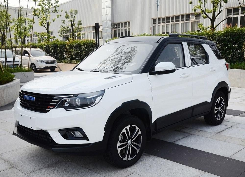 В КНР стартовали продажи кроссовера Bisu T3 иминивэна Bisu M3