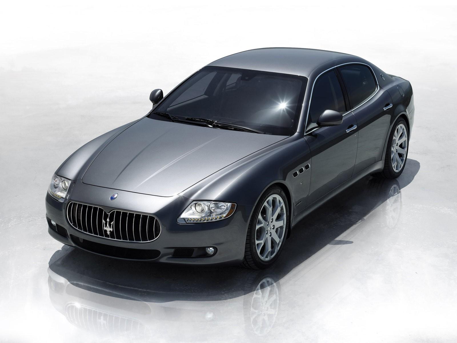 Продажи Maserati в России упали на 42