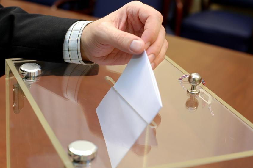 В государственной думе разработали законодательный проект, разрешающий голосовать с16 лет