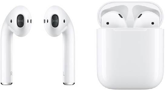 Беспроводные наушники Apple AirPods поступят в реализацию наследующей неделе