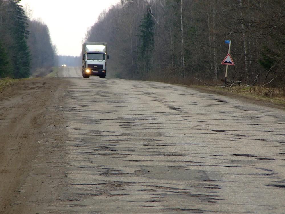 Большинство ДТП в Российской Федерации происходят из-за нехороших дорог— ГИБДД