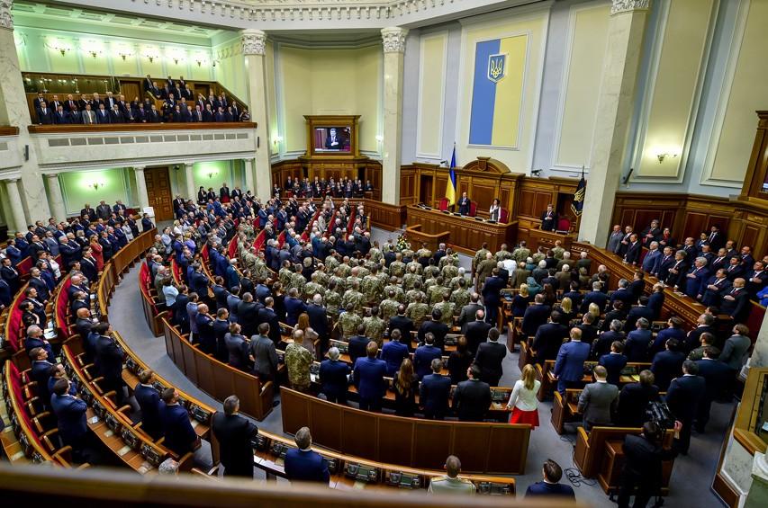 Нардепы хотят поручить руководству закончить участие Украинского государства ворганах СНГ
