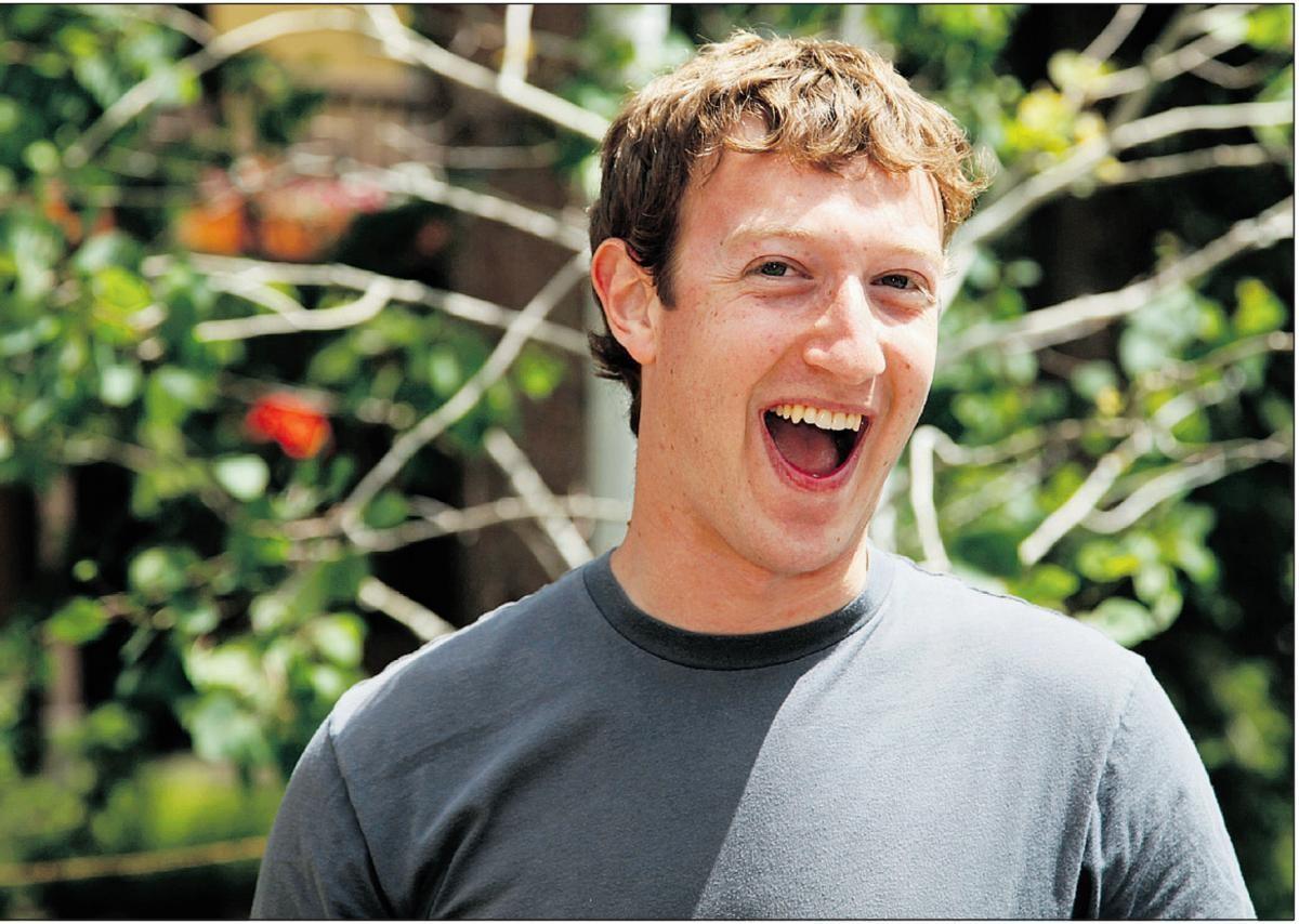 Цукерберг стал главным бизнесменом года поверсии журнала Fortune