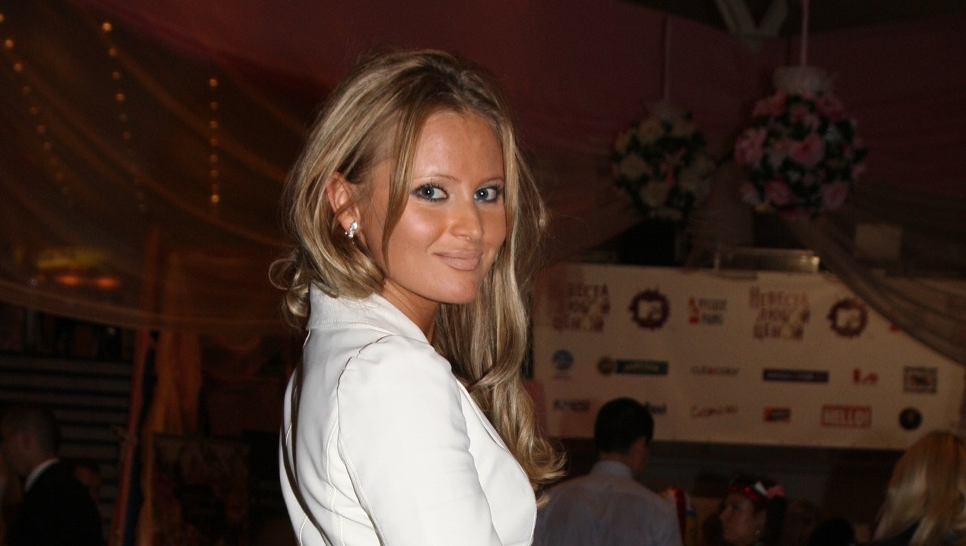 Дана Борисова пожаловалась нанеудавшийся пиар-брак сбывшим мужем