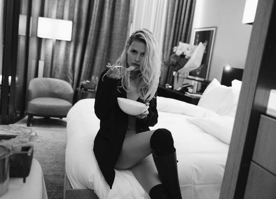 Виктория Боня помешалась на привлекательности изачастила ккосметологу