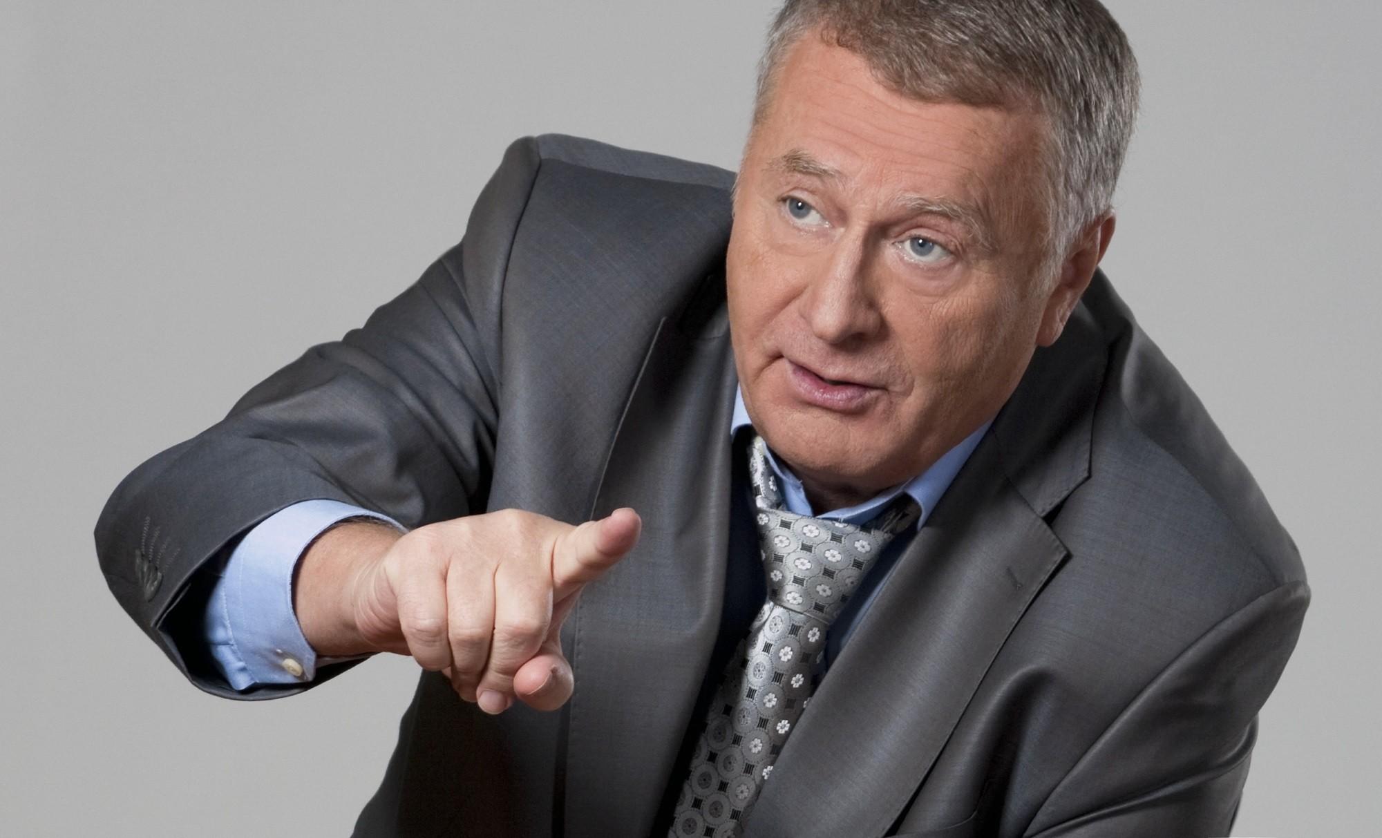 Жириновский предложил переименовать Санкт-Петербург