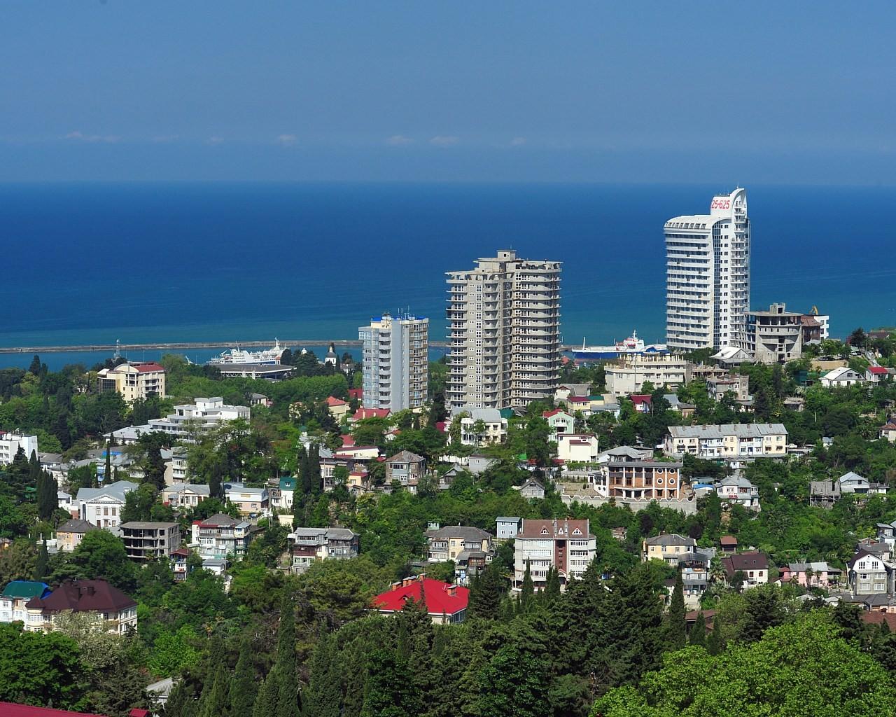 Сочи стал одним изсамых дорогих городов края