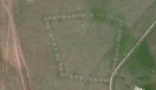 Астрономы прочитали огромную надпись изкурганов вКазахстане