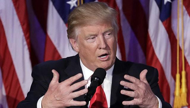 Давление наТрампа поСирии началось, объявил Пушков