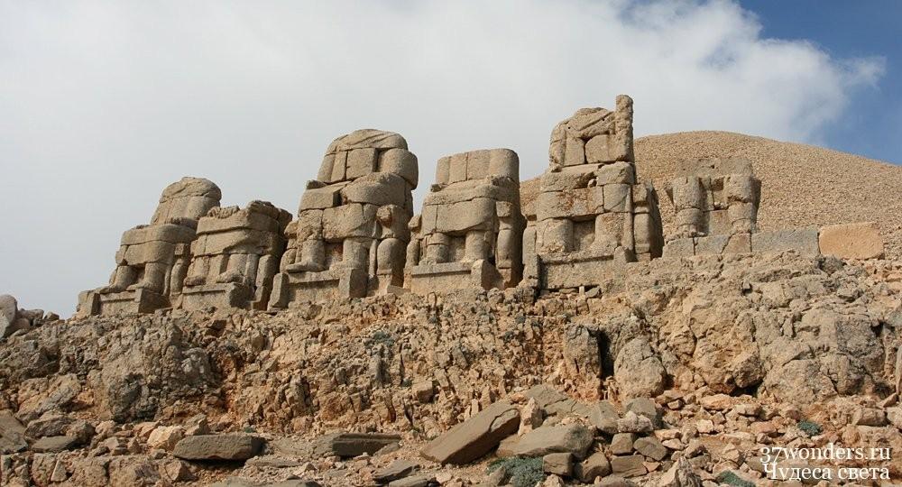 Силы иракской армии освободили старинный город Нимруд