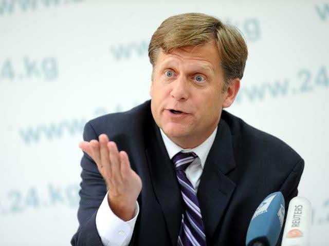 Прошлый посол США внесён всписок невъездных в Российскую Федерацию