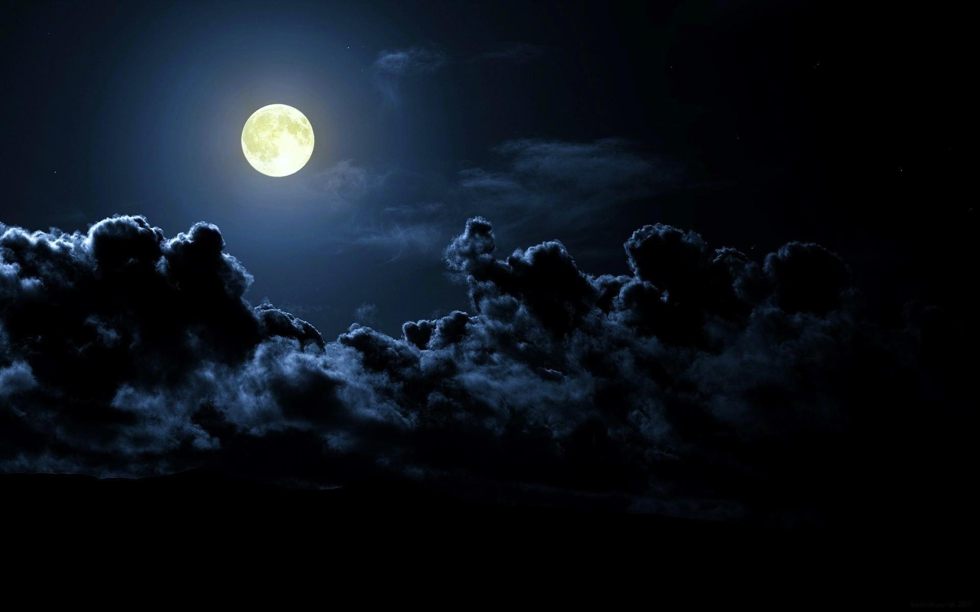 Луна невлияет напсихику человека— Ученые