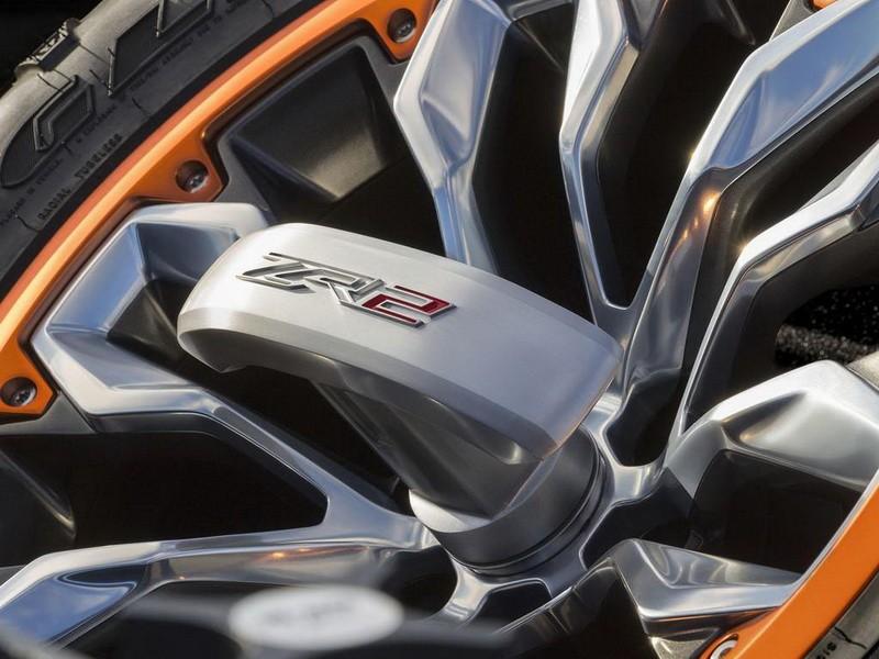 Шевроле покажет концепт-кар Colorado ZR2 наавтомобильном шоу вЛос-Анджелесе
