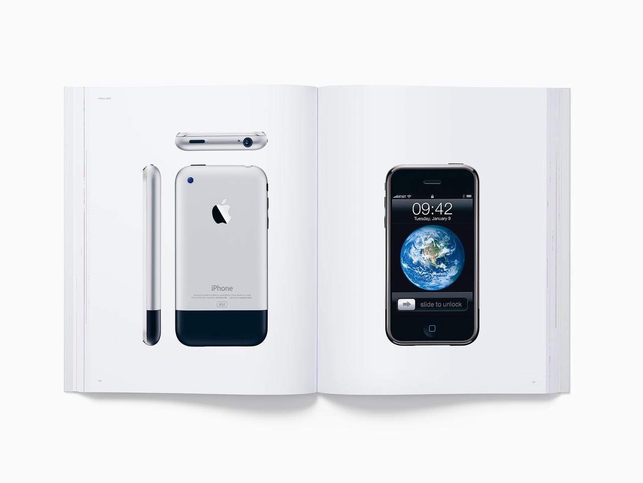 Apple выпустил книгу систорией всех i-гаджетов